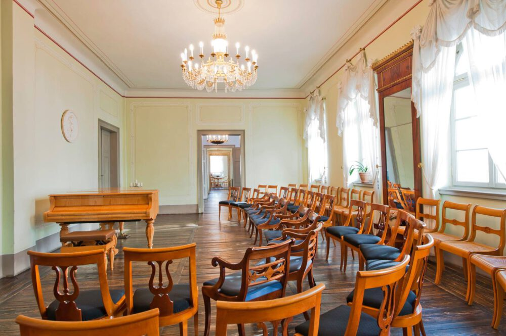 Mendelssohn Haus Salon