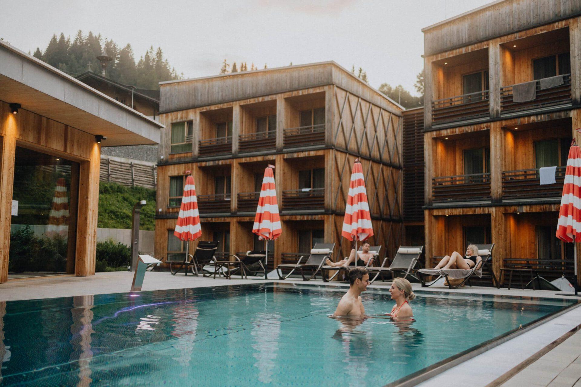 Tirol Lodge Ellmau Pool
